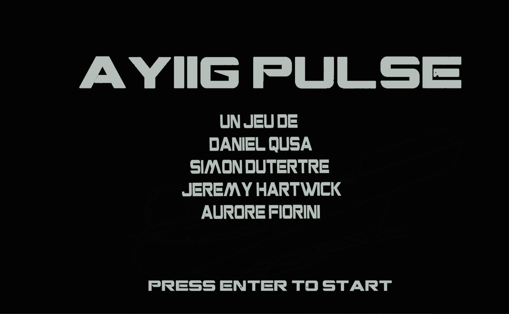 Ayiig Pulse Screen 1