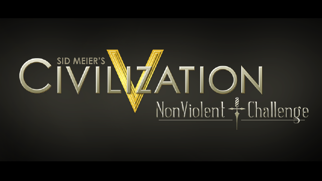 Non Violent Challenge: a Civilization V mod made in 2013 in the context of our Serious Game class.